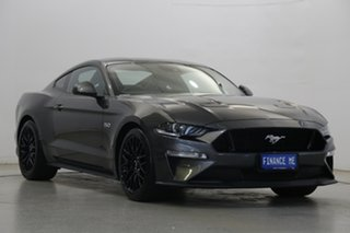 2018 Ford Mustang FN 2019MY GT Magnetic 10 Speed Sports Automatic Fastback