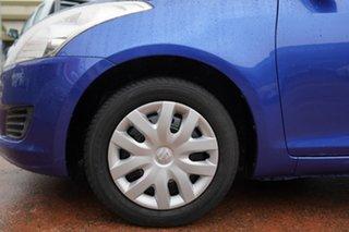 2012 Suzuki Swift FZ GL Blue 4 Speed Automatic Hatchback.
