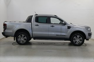 2020 Ford Ranger PX MkIII 2020.25MY Wildtrak Aluminium 10 Speed Sports Automatic Double Cab Pick Up
