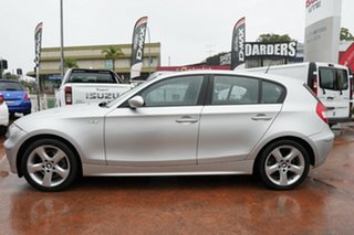 2007 BMW 118i E87 Silver 6 Speed Automatic Hatchback
