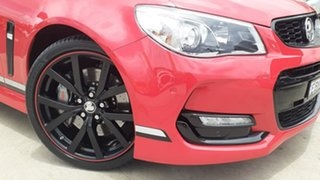 2017 Holden Ute VF II MY17 Magnum Ute Red Hot 6 Speed Manual Utility.