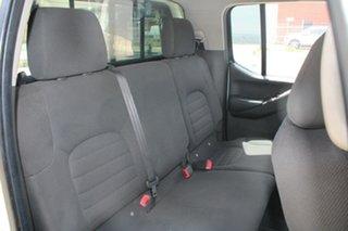 2007 Nissan Navara D40 RX (4x4) White 5 Speed Automatic Dual Cab Pick-up