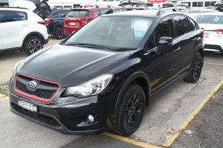 2012 Subaru XV G4X MY12 2.0i-S AWD Black 6 Speed Manual Wagon.