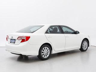 2012 Toyota Camry ASV50R Altise White 6 Speed Automatic Sedan