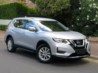 2020 Nissan X-Trail T32 Series III MY20 ST X-tronic 2WD Brilliant Silver 7 Speed Constant Variable.