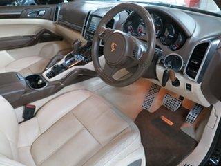 2011 Porsche Cayenne 92A MY12 Diesel Tiptronic Black 8 Speed Sports Automatic Wagon