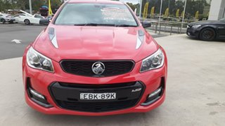 2017 Holden Ute VF II MY17 Magnum Ute Red Hot 6 Speed Manual Utility