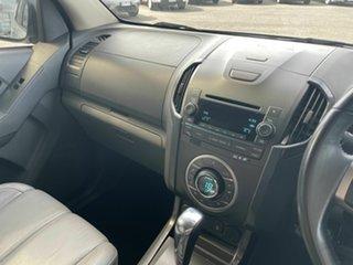 2012 Holden Colorado 7 RG LTZ (4x4) Silver 6 Speed Automatic Wagon