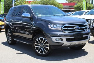 2019 Ford Everest UA II 2020.25MY Titanium Grey 10 Speed Sports Automatic SUV.