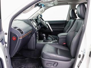 2019 Toyota Landcruiser Prado GDJ150R Kakadu (4x4) White 6 Speed Automatic Wagon