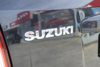2007 Suzuki SX4 GYA GLX Black 4 Speed Automatic Hatchback