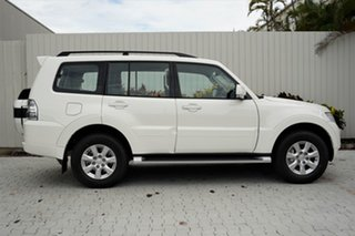 2020 Mitsubishi Pajero NX MY21 GLX White 5 Speed Sports Automatic Wagon