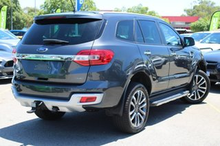 2019 Ford Everest UA II 2020.25MY Titanium Grey 10 Speed Sports Automatic SUV