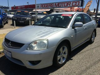 2007 Mitsubishi 380 DB Series III SX Silver 5 Speed Auto Sports Mode Sedan.