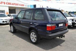 2002 Land Rover Range Rover HSE Blue 4 Speed Automatic Wagon