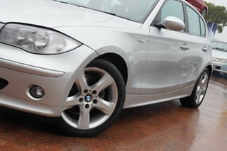 2007 BMW 118i E87 Silver 6 Speed Automatic Hatchback.