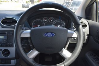 2006 Ford Focus LS LX Black 4 Speed Sports Automatic Hatchback
