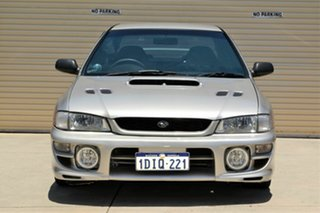 1999 Subaru Impreza N MY99 WRX AWD Silver 5 Speed Manual Sedan.