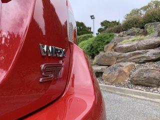 2014 Subaru WRX V1 MY15 STI AWD Red 6 Speed Manual Sedan