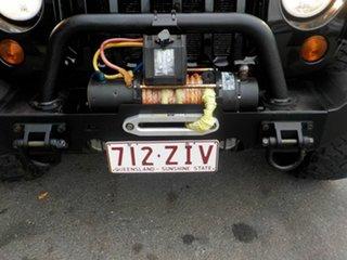 2011 Jeep Wrangler JK MY2011 Sport Black 6 Speed Manual Softtop