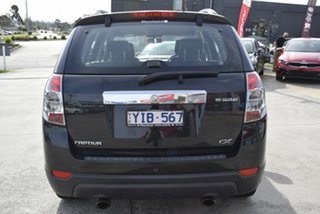 2011 Holden Captiva CG Series II 7 AWD CX Black/Grey 6 Speed Sports Automatic Wagon