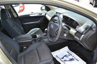 2009 Ford Falcon FG XT Gold 5 Speed Auto Seq Sportshift Sedan
