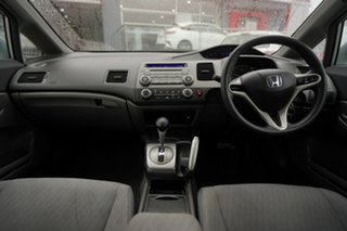 2010 Honda Civic MY09 VTi Silver 5 Speed Automatic Sedan
