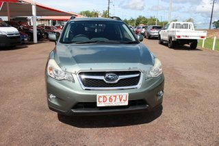 2013 Subaru XV G4X MY13 2.0i-S Lineartronic AWD Green 6 Speed Constant Variable Wagon.