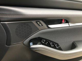 2020 Mazda 3 BP2H7A G20 SKYACTIV-Drive Evolve Deep Crystal Blue 6 Speed Sports Automatic Hatchback