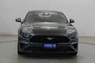 2018 Ford Mustang FN 2019MY GT Magnetic 10 Speed Sports Automatic Fastback.