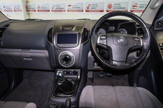 2014 Holden Colorado RG MY14 LTZ (4x4) 6 Speed Manual Crew Cab Pickup