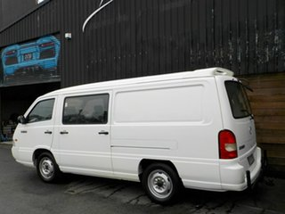 2002 Mercedes-Benz MB140 White 5 Speed Manual Van