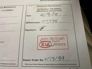 2011 Kia Sorento XM MY11 SLi (4x4) Brown 6 Speed Automatic Wagon
