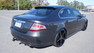 2009 Ford Falcon FG G6E Grey 6 Speed Sports Automatic Sedan