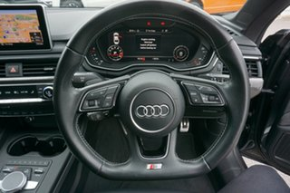 2017 Audi S5 F5 MY17 Tiptronic Quattro Grey 8 Speed Sports Automatic Coupe