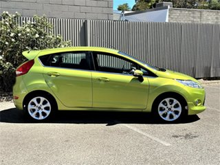 2010 Ford Fiesta WS Zetec Squeeze 4 Speed Automatic Hatchback
