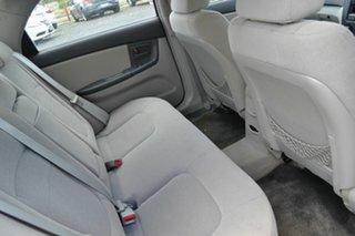 2005 Kia Cerato LD Red 4 Speed Automatic Sedan