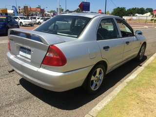 2002 Mitsubishi Lancer CE GLi Silver 4 Speed Automatic Sedan