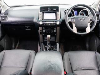 2013 Toyota Landcruiser Prado KDJ150R 11 Upgrade Altitude (4x4) Black 5 Speed Sequential Auto Wagon