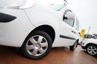 2012 Renault Kangoo X61 1.5 DCI White 5 Speed Manual Van.
