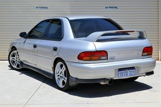 1999 Subaru Impreza N MY99 WRX AWD Silver 5 Speed Manual Sedan