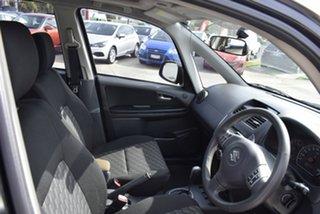 2007 Suzuki SX4 GYA GLX Black 4 Speed Automatic Hatchback