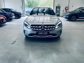 2017 Mercedes-Benz GLA-Class X156 808MY GLA250 DCT 4MATIC 7 Speed Sports Automatic Dual Clutch Wagon.