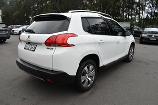 2014 Peugeot 2008 A94 Allure White 5 Speed Manual Wagon.