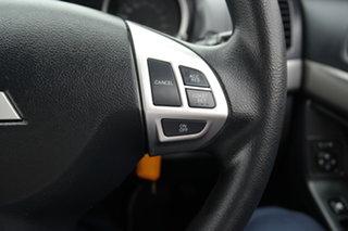 2014 Mitsubishi Lancer CJ MY15 ES Sport Black 5 Speed Manual Sedan