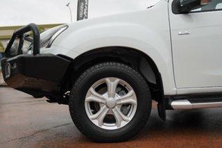 2017 Isuzu D-MAX TF MY17 LS-U HI-Ride (4x4) White 6 Speed Automatic Crew Cab Utility.