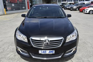 2013 Holden Calais VF MY14 Sportwagon Black 6 Speed Sports Automatic Wagon.