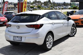 2020 Holden Astra BK MY20 R Silver 6 Speed Sports Automatic Hatchback
