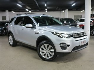 2016 Land Rover Discovery Sport L550 16.5MY SE Silver 9 Speed Sports Automatic Wagon.
