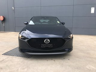 2020 Mazda 3 BP2H7A G20 SKYACTIV-Drive Evolve Deep Crystal Blue 6 Speed Sports Automatic Hatchback.